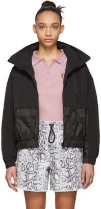 Kenzo Black Windbreaker Jacket