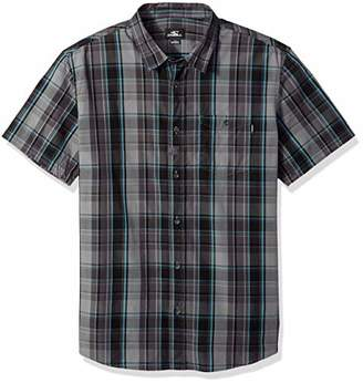 O'Neill Men's Kensington Short Sleeve Woven Shirt