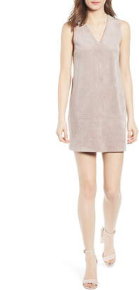 Bishop + Young Sleeveless Shift Dress