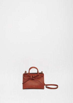 Mansur Gavriel Mini Mini Sun Bag $495 thestylecure.com