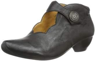 Womens AIDA_181251 Closed Toe Heels, Black (Black 00), 5.5 UK 6 UK Think