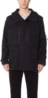 Alexander Wang Denim Field Jacket