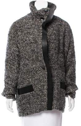 IRO Chayton Bouclé Coat
