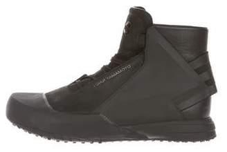 Y-3 Sport Bball Tech Sneakers w/ Tags