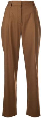 Barbara Casasola straight leg trousers