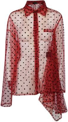 Barbara Bologna Polka Dot Shirt