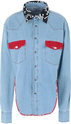 Couture FORTE DEI MARMI Denim shirts