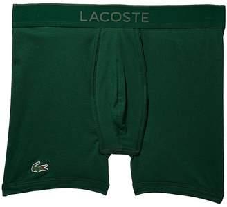 Lacoste Micro Pique Single Boxer Brief Men's Underwear