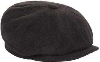 Stetson Hatteras Wool Flat Cap