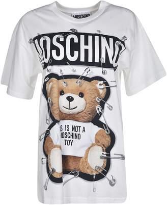 Moschino Teddy Bear Printed T-shirt