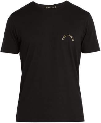 The Upside Newman crew-neck cotton-jersey T-shirt