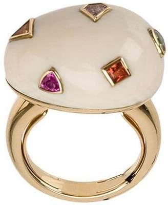 Bibi Van Der Velden Pop Art small ring