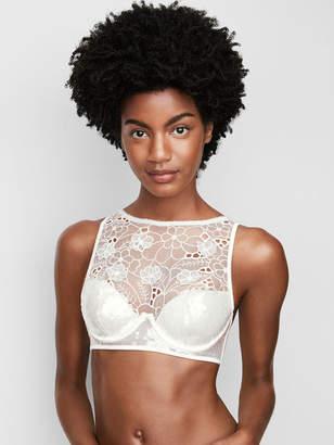 Victoria's Secret Dream Angels Petals & Sequin High-neck Bra