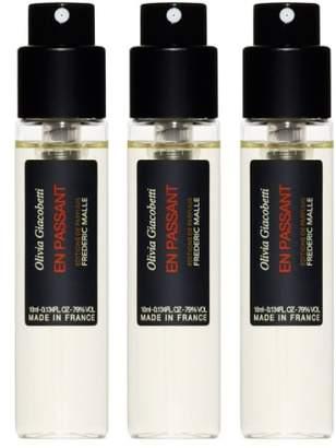 Frédéric Malle Editions de Parfums En Passant Parfum Spray Travel Trio
