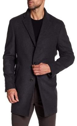 John Varvatos Collection Wool Blend Jacket