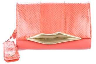 Diane von Furstenberg Lips Mini Crossbody Bag