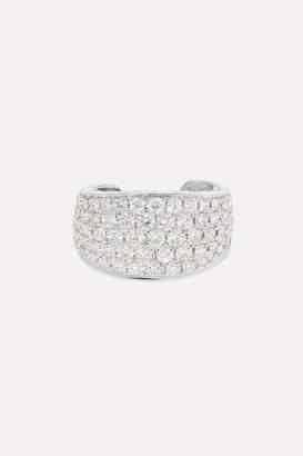 Anita Ko Galaxy 18-karat White Gold Diamond Ear Cuff