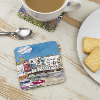Emmeline Simpson Dartmouth Devon Coaster