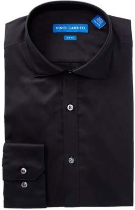 Vince Camuto Solid Slim Fit Dress Shirt