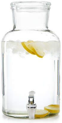 The Cellar Glass Beverage Dispenser with Lid, Created for Macy's