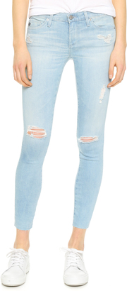 AG The Legging Ankle Jeans $215 thestylecure.com