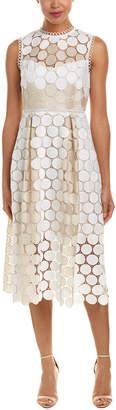Shoshanna Midi Dress