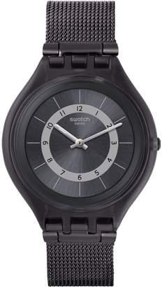 Swatch Skin Irony Skinknight Stainless Steel Analog Watch