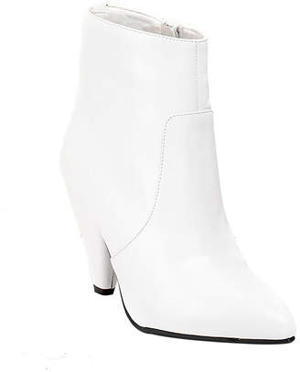 GC SHOES GC Shoes Womens Dion Cone Heel Booties