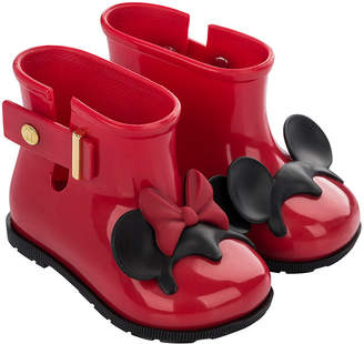Mini Melissa Mini Sugar Rain & Disney Twins Boot