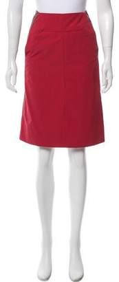 Marni Straight Knee-Length Skirt