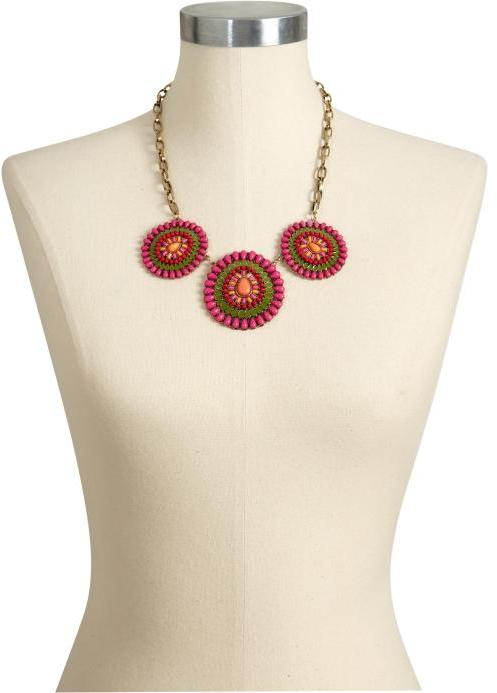 Old Navy Women'S Ethnic Statement Necklaces