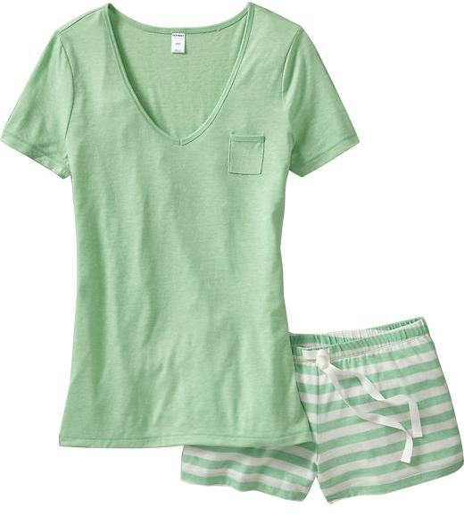 Old Navy Women's Tee & Shorts Lounge Sets
