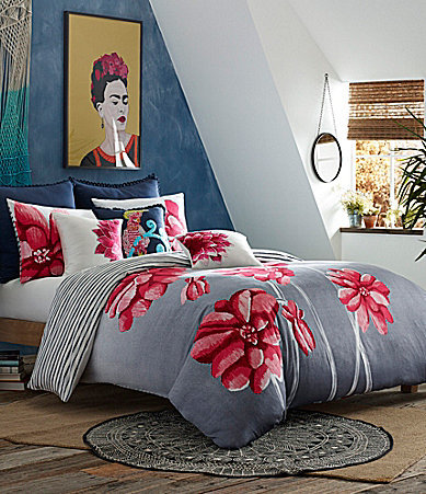 Blissliving HomeBlissliving HOME Mexico City Collection Frida Floral Duvet Mini Set