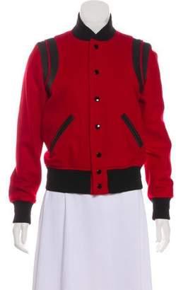 Saint Laurent 2017 Virgin Wool Jacket