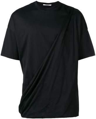 Chalayan draped T-shirt