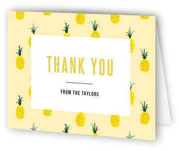 Jamba Moving Announcements Thank You Cards