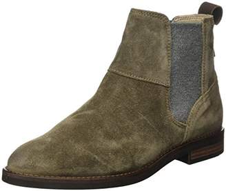 Marc O'Polo Women's Flat Heel 70814225001304 Chelsea Boots,(39 EU)