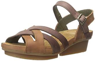 El Naturalista Women's ND27 Code Wedge Sandal