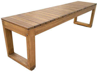 4 Seater Outdoor Bench