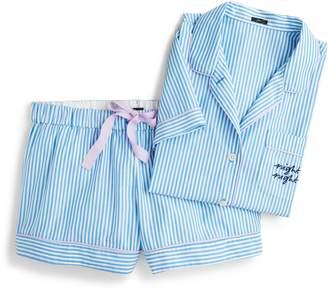 J.Crew Night Night Short Pajamas