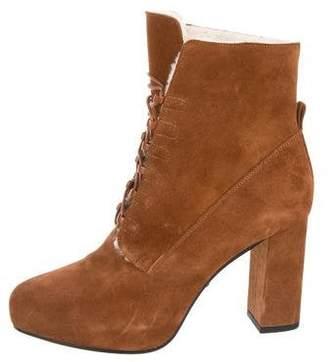 17deb58e4a37 Diane von Furstenberg Brown Women s Boots - ShopStyle