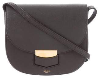 db3c1d80498d Celine Tote Bag 2016 Smooth Calfskin Leather Debossed Micro