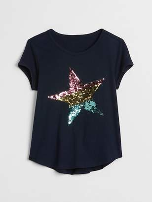 Gap Flippy Sequin T-Shirt