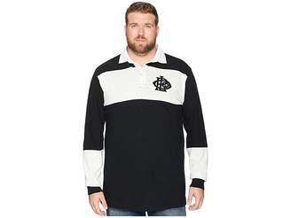 Polo Ralph Lauren Big Tall Rugby Polo Shirt