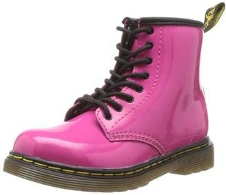 Dr. Martens Brooklee Boot (Toddler), Patent Lamper,8 UK (9 M US Toddler)