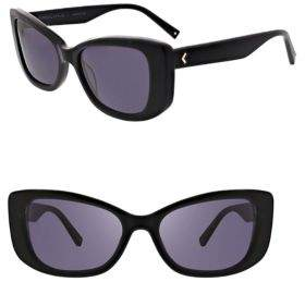 KENDALL + KYLIE 52MM Cat Eye Sunglasses