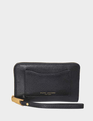 Marc Jacobs Recruit Slgs Zip Phone Wristlet