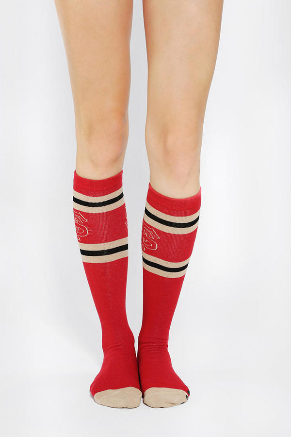Urban Outfitters Florida State Seminoles Knee-High Sock