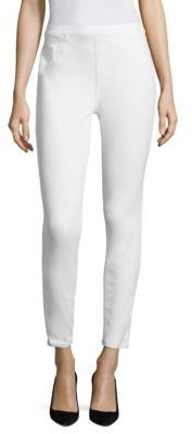 Spanx Shaping Jean-ish Ankle Leggings $98 thestylecure.com