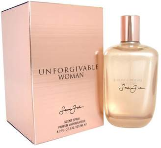 Sean John Unforgivable Woman for Women Parfum Spray, 4.2-Ounces